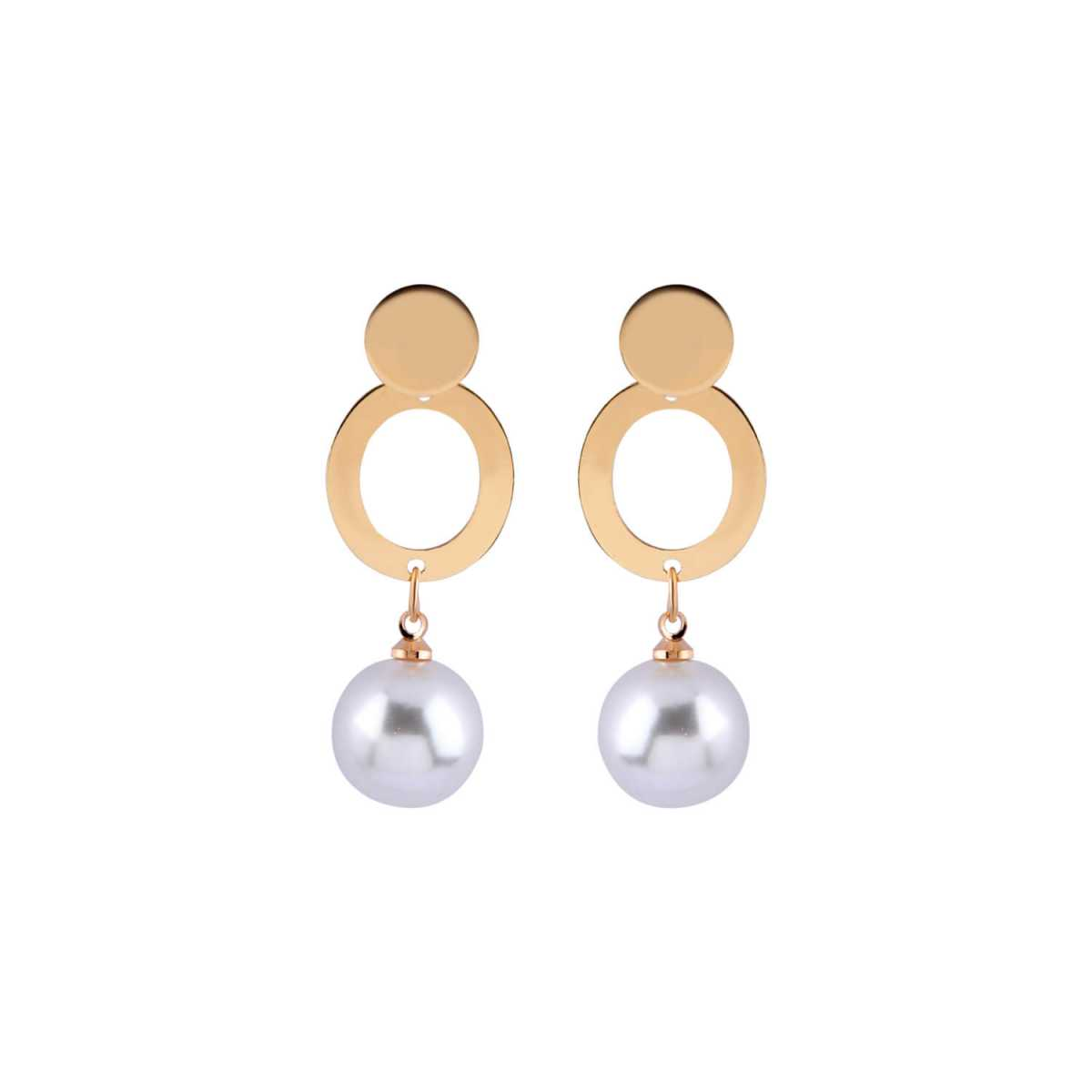 SILVER SHINE Party Wear Stylish Fancy Dangle Earring For Women Girl