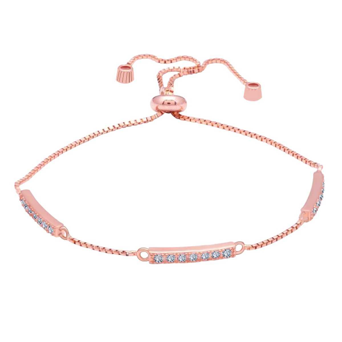 Three Parts & Charming Bracelet