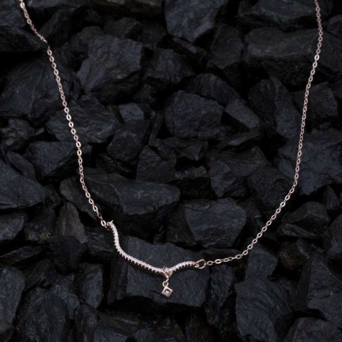 Royal Queen Sterling Silver  Chain