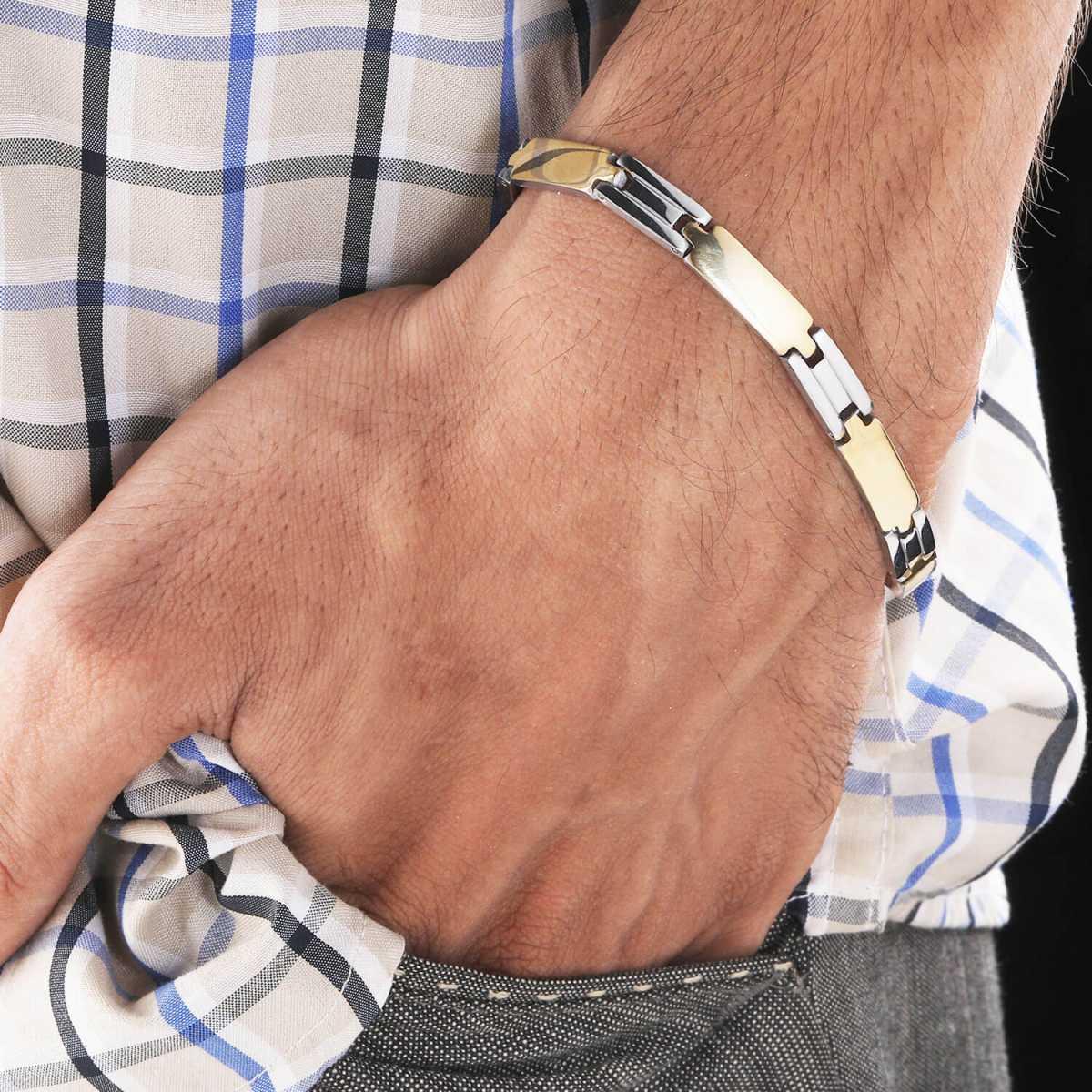 Awesome Slim Designer Bracelet for men Jewellery