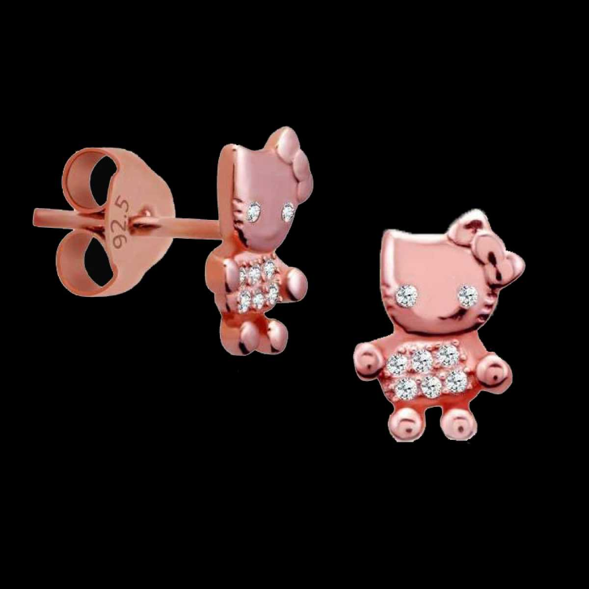 Rose Toy Earring
