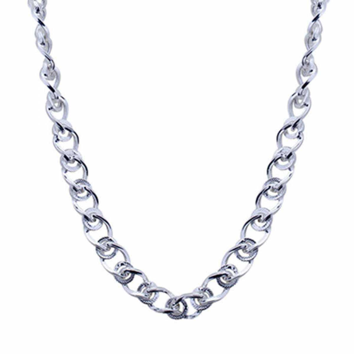 Connected Circle Heavy Chain for Men