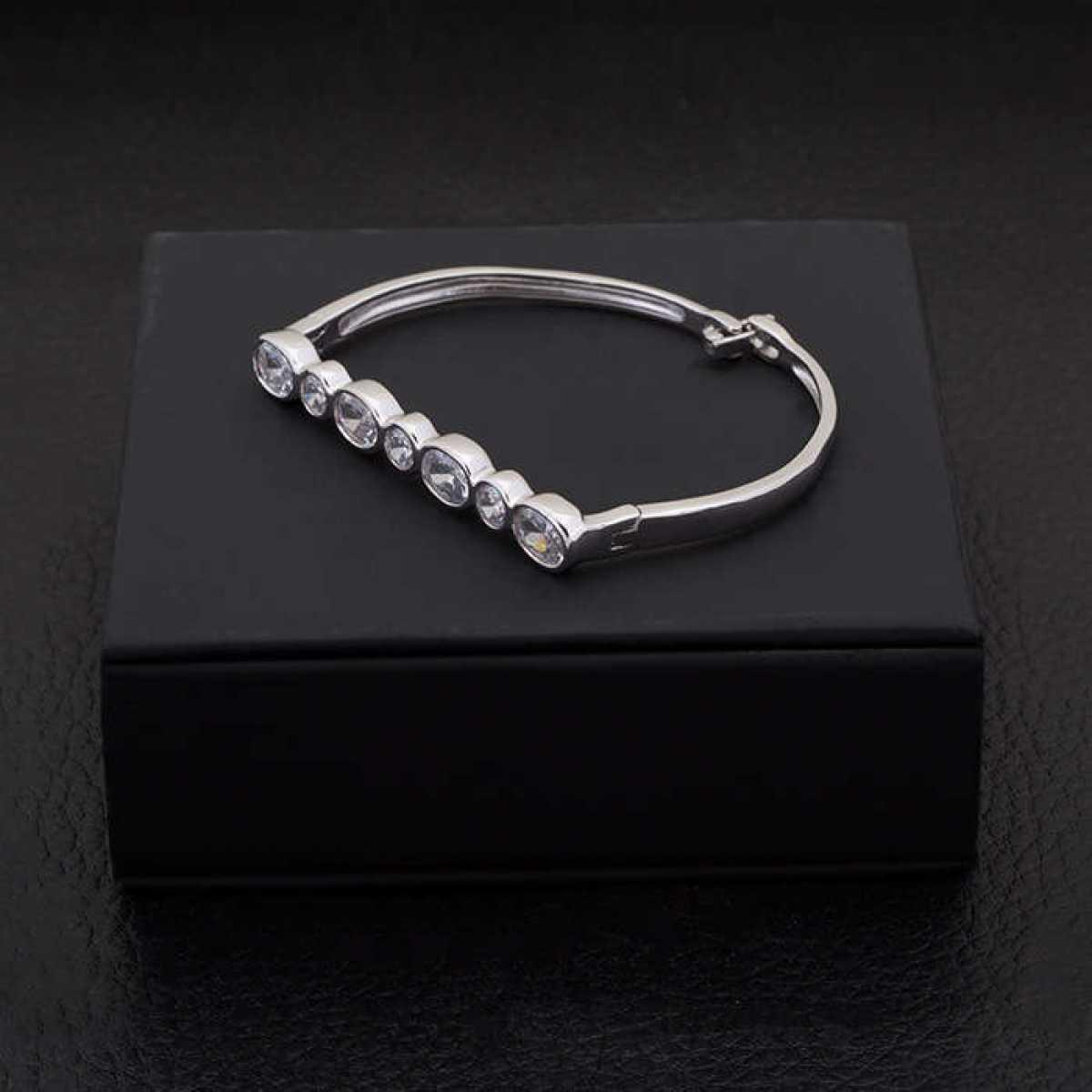 Big & Small Diamond Bracelet