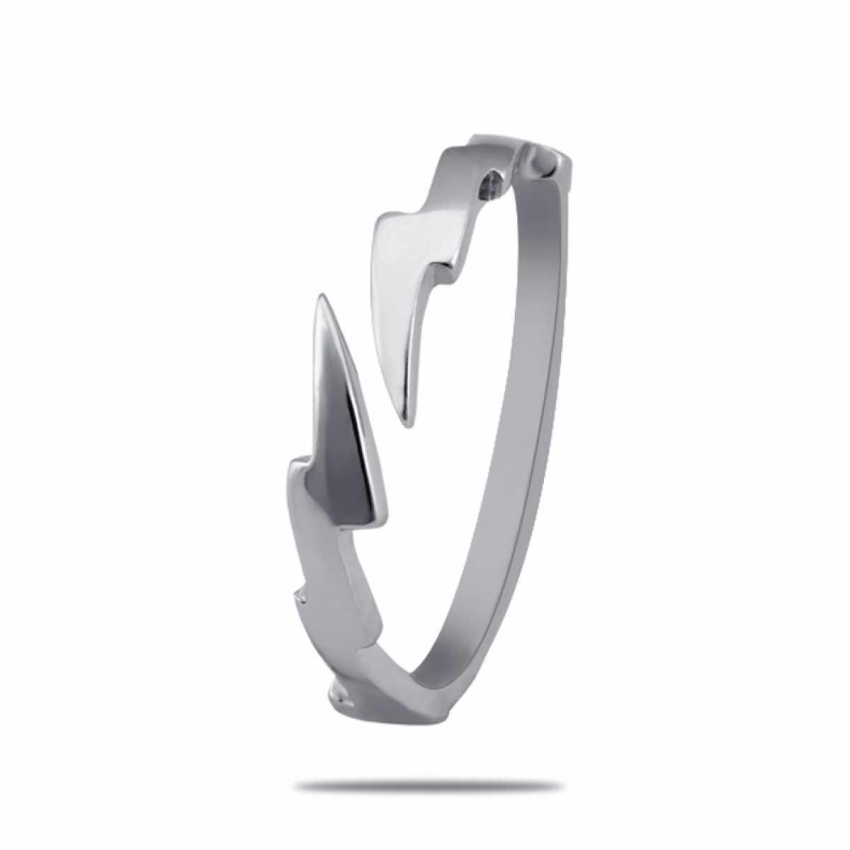 Zik Zak Delicate Silver Ring