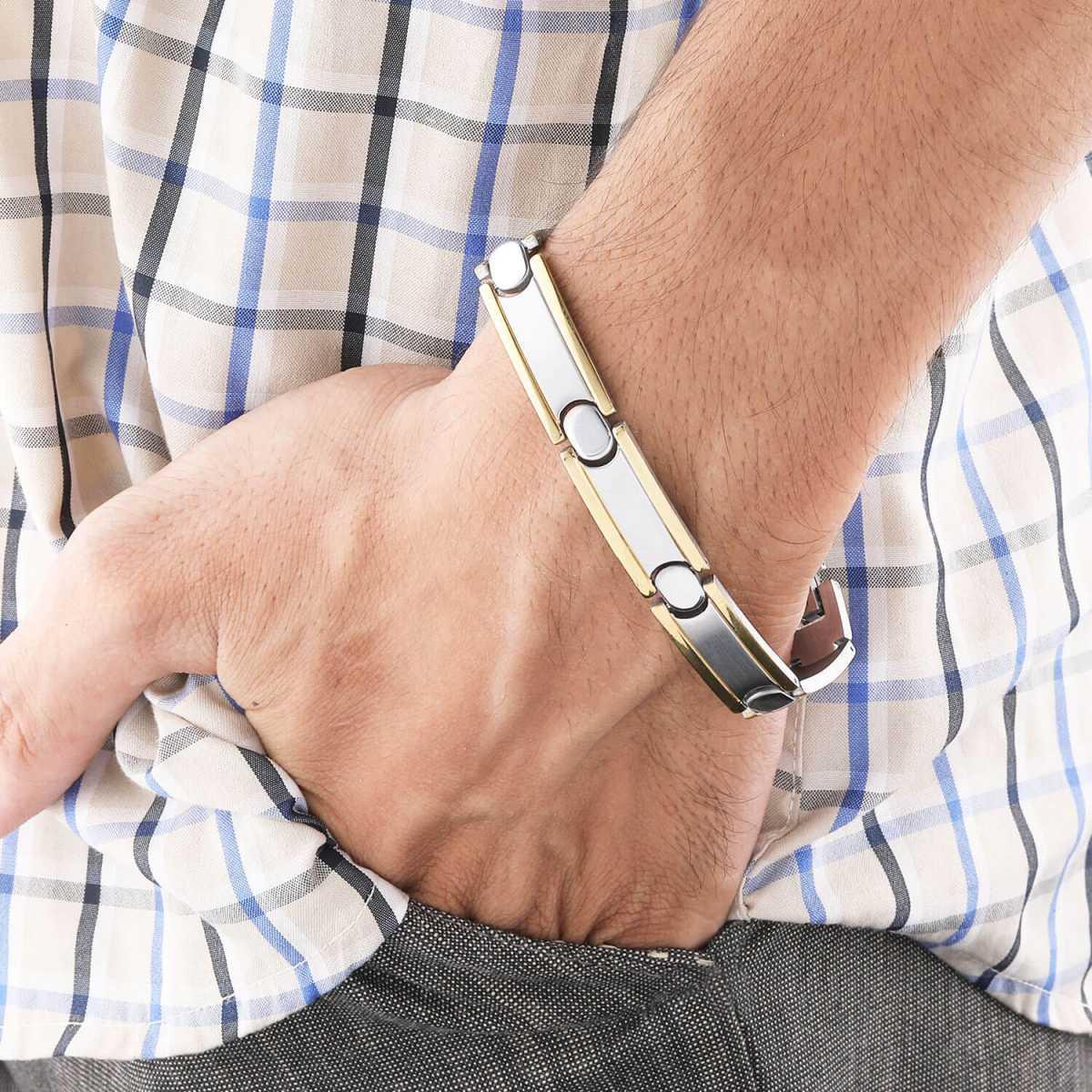 Attractive Slim Designer Bracelet for men Jewellery