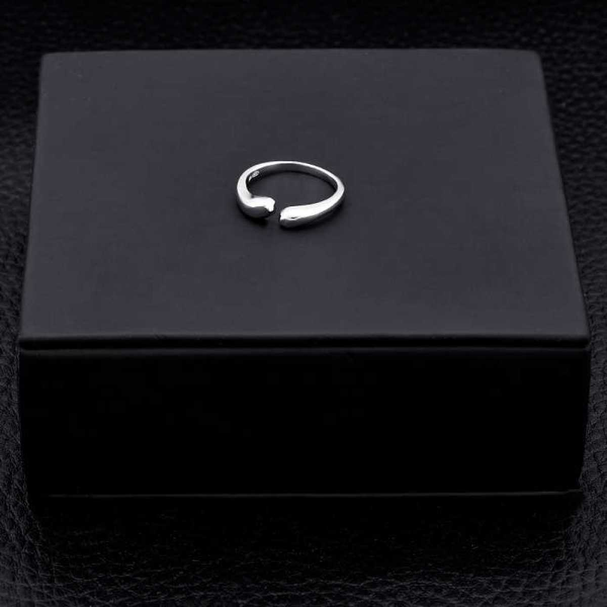 Sterling Silver Delicate Ring For Girls