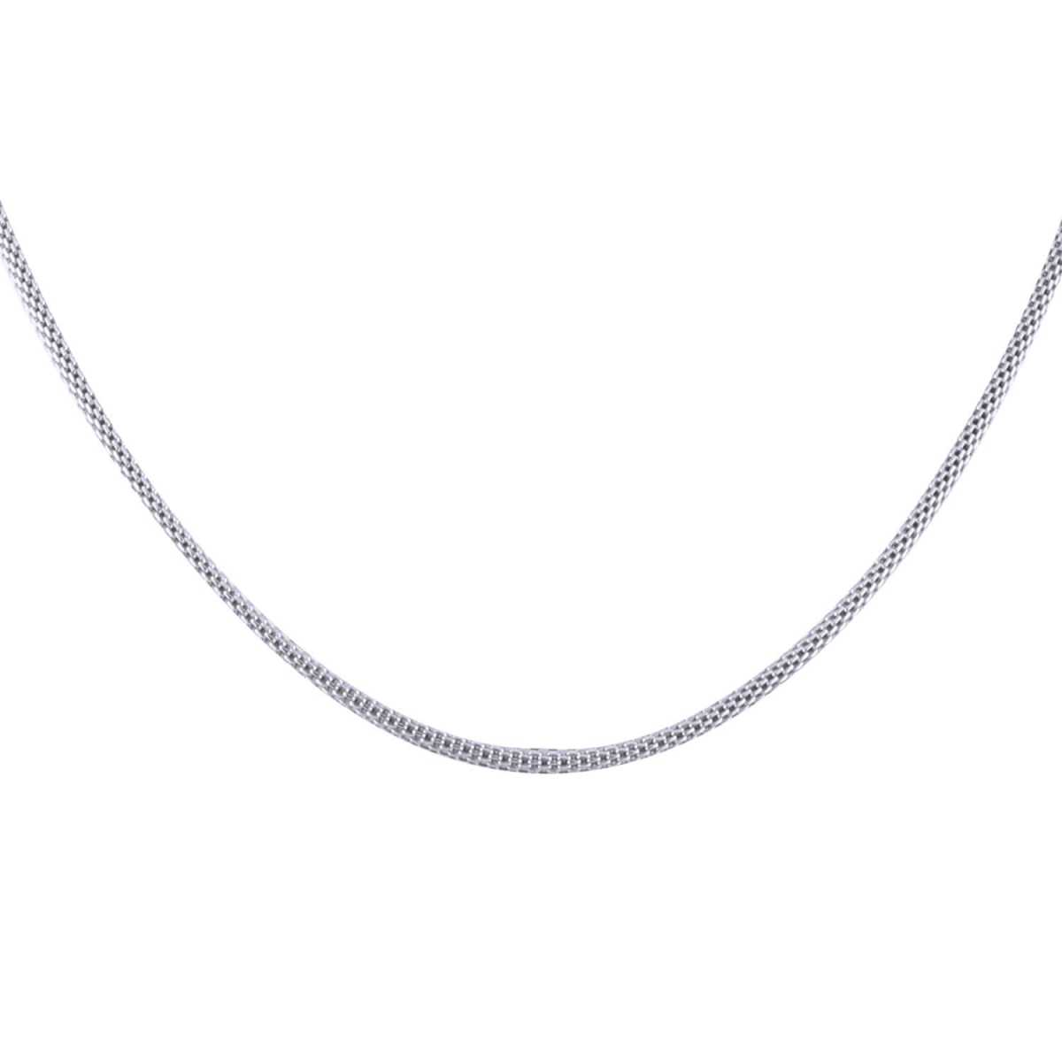 SilverPlated Classic Chain For Men and boy Jewellery