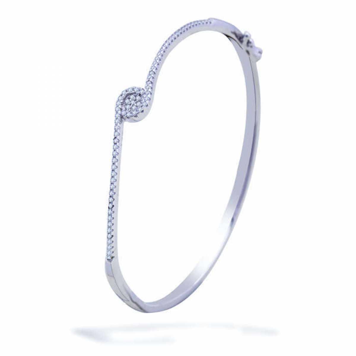 Unique  Diamond Bracelet