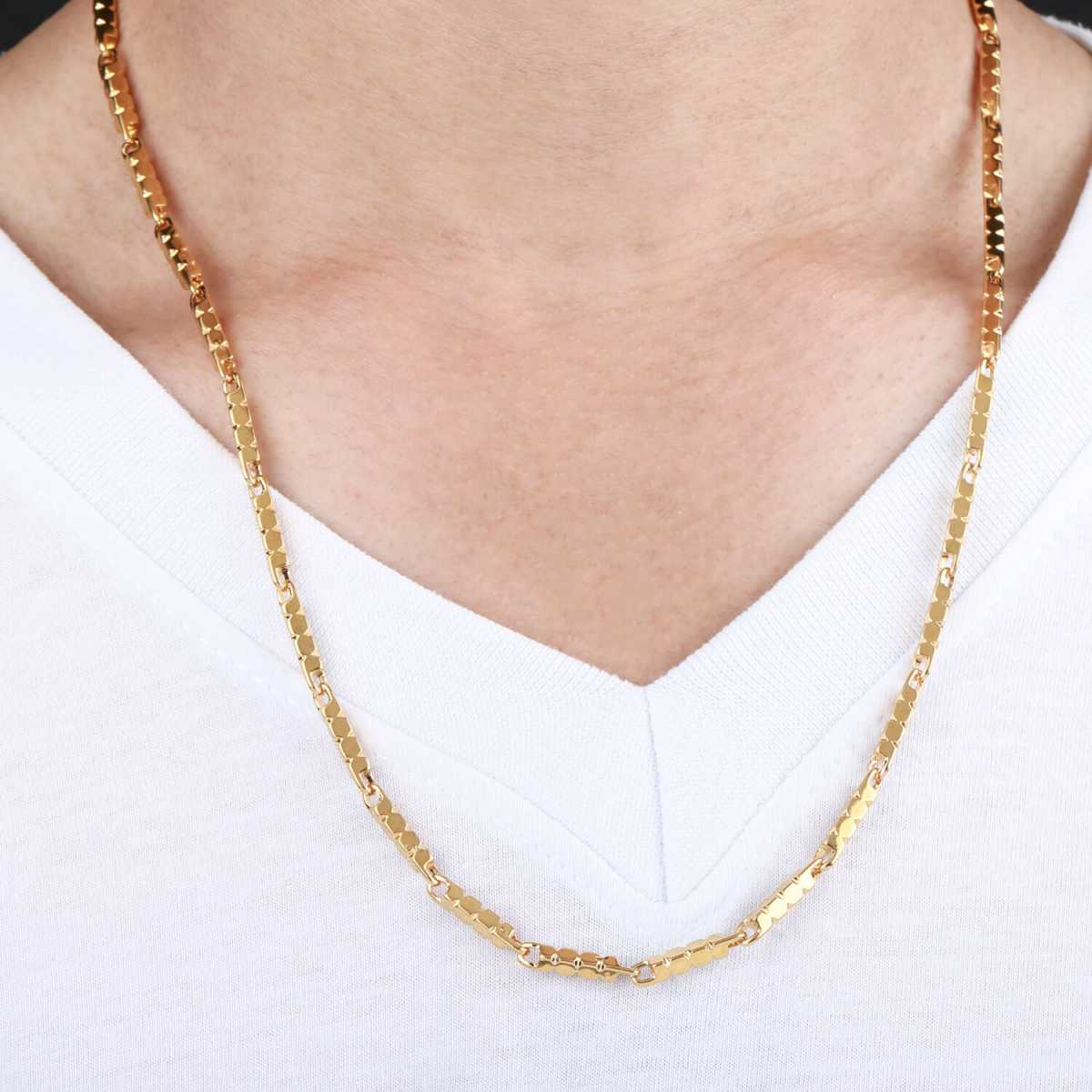 Goldplated Adorable Chain For Men and boy Jewellery