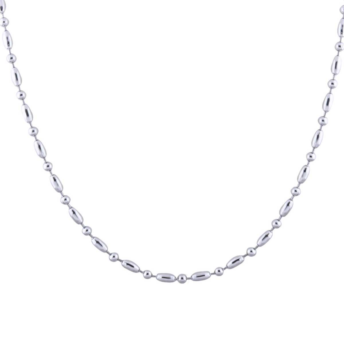 Silverplated Stylist chain for Men and women Jewellery