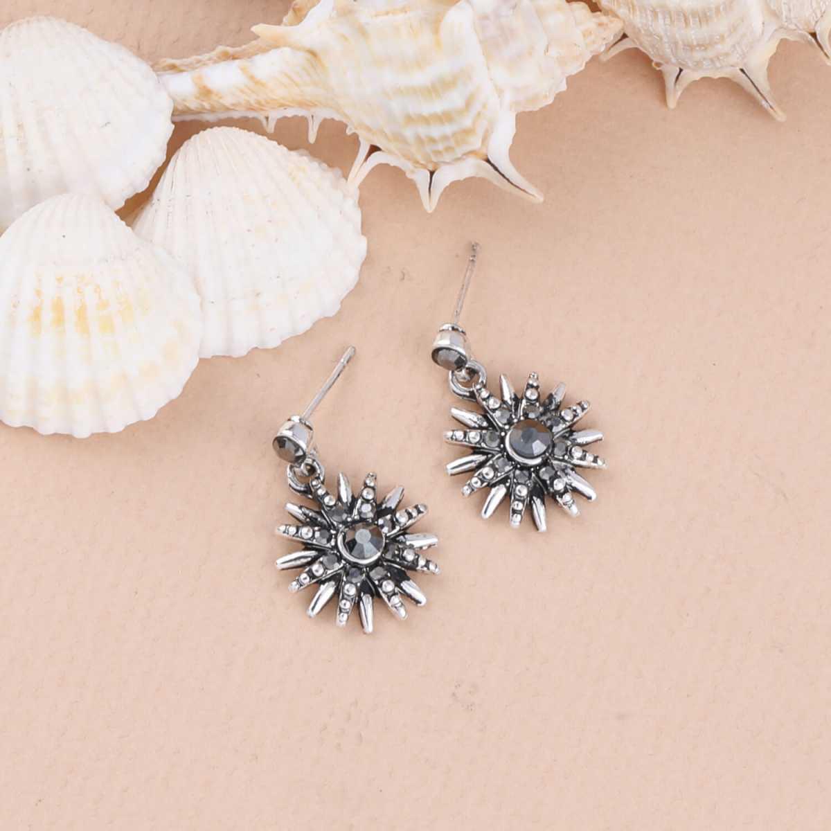 SILVER SHINE Charm Party Wear Stud Earring For Women Girl