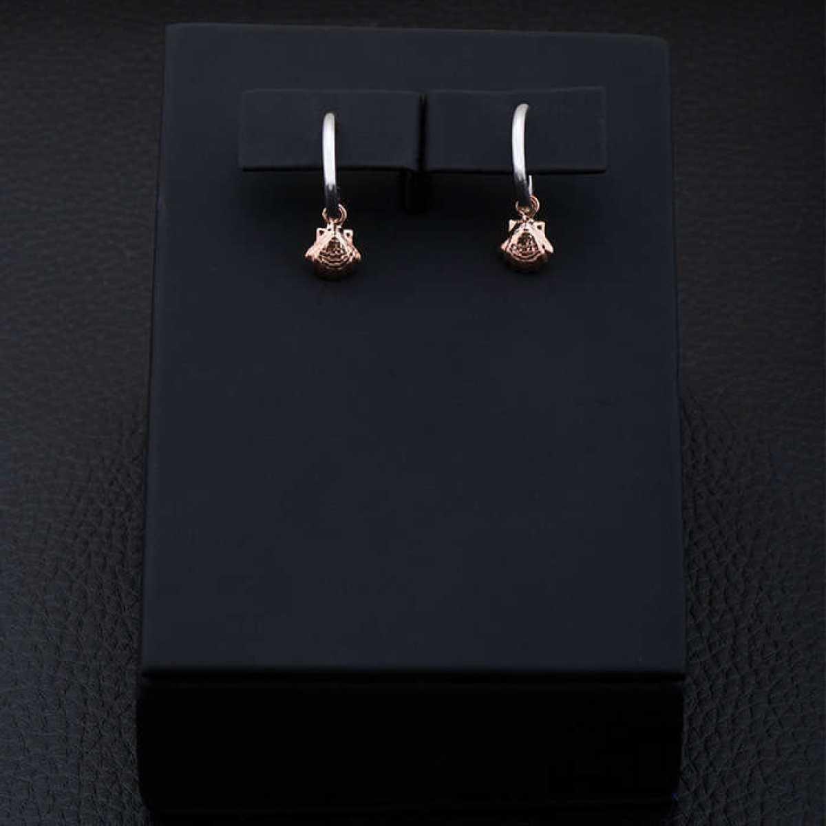 Silver Bali Style Earring