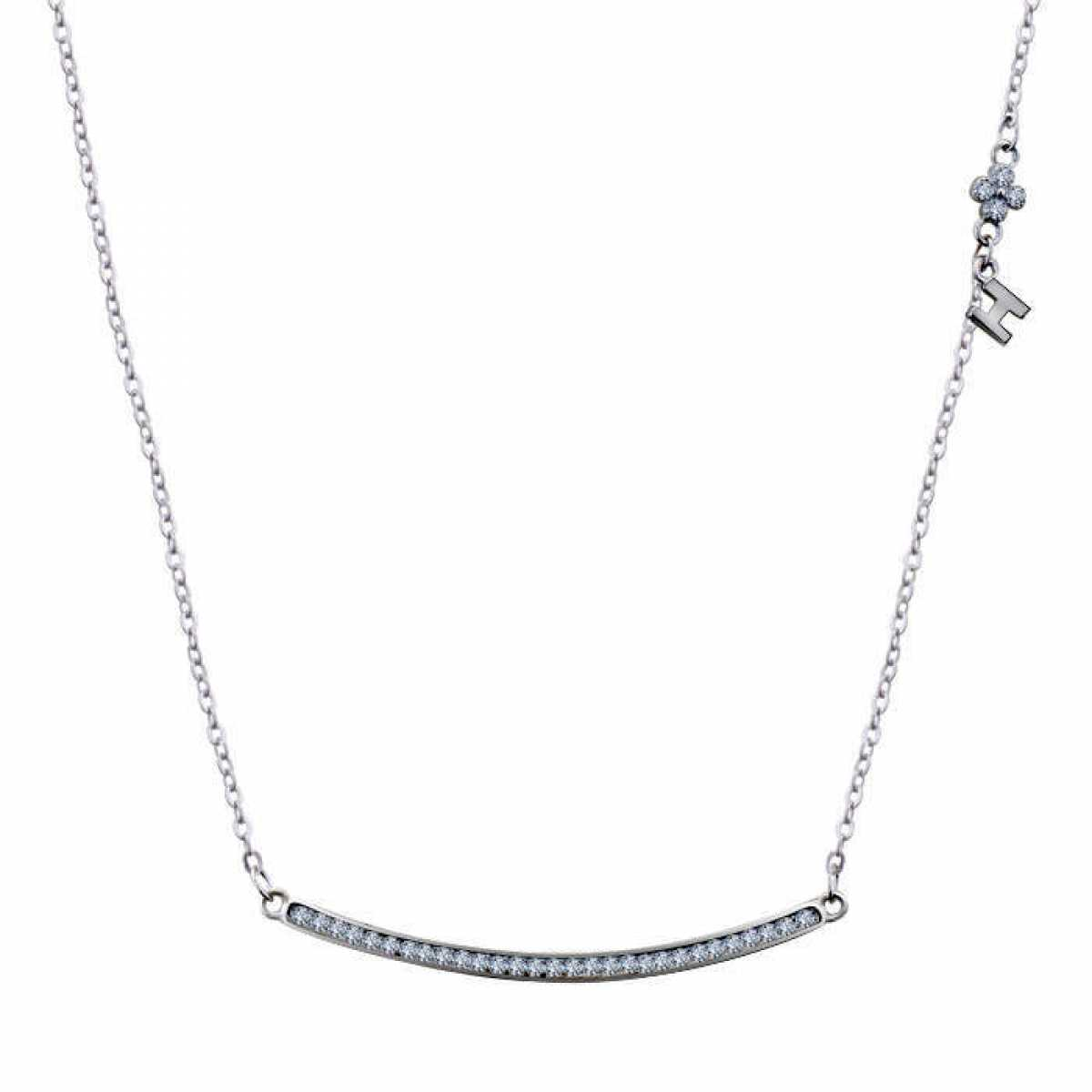 Delicate Simple Diamond Chain