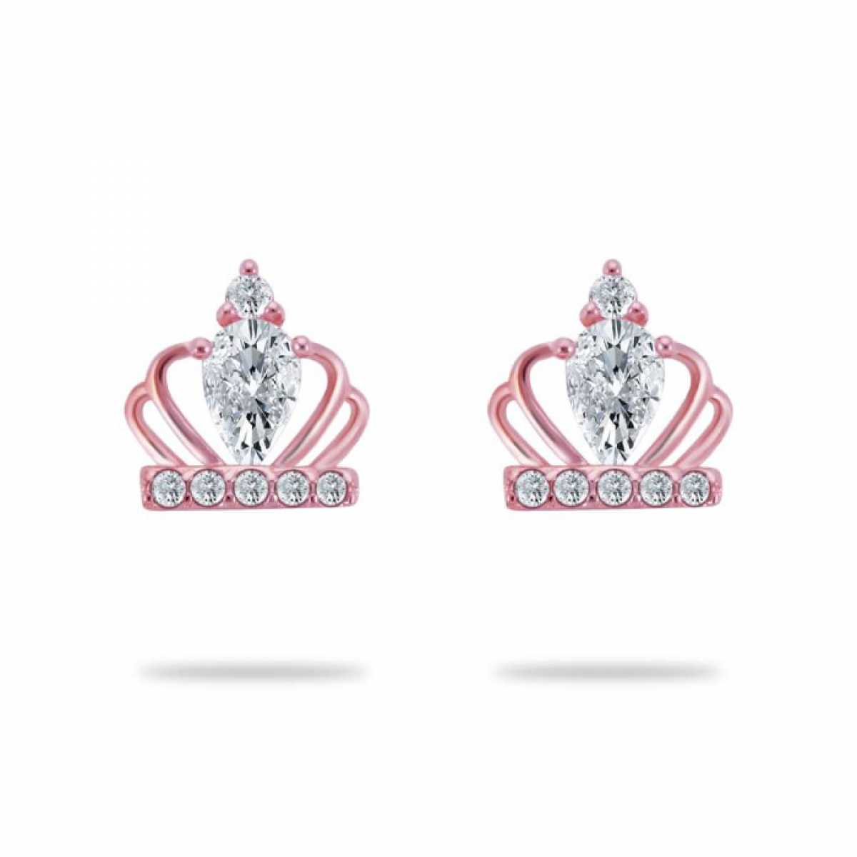 Diamond King Earring