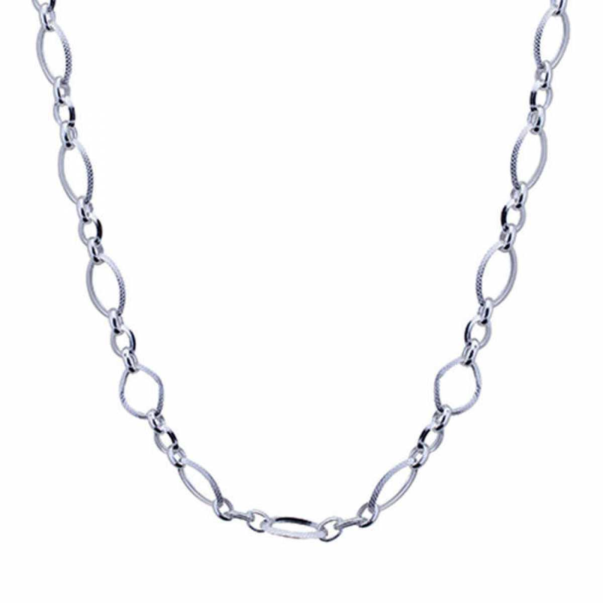 Solid Sterling Silver Chain for Men