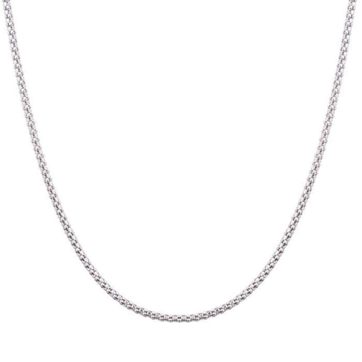 Simple Silver Chain