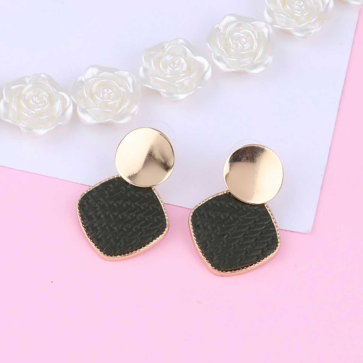SILVER SHINE Stylish Party Wear Different Designe Studs Earring For Women Girl