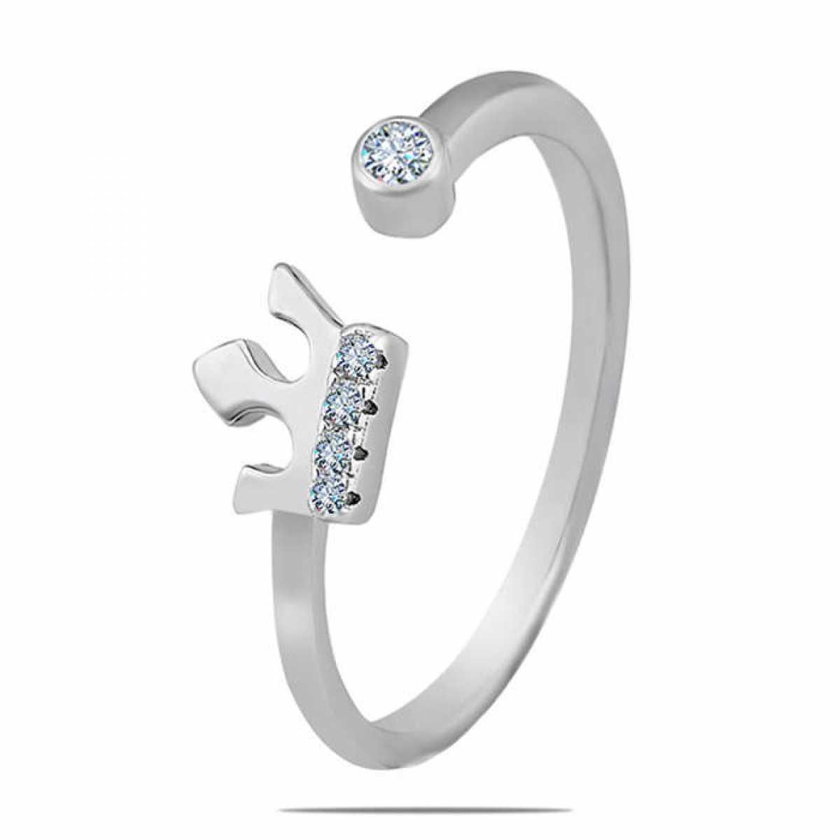 Royal Sterling Silver Ring