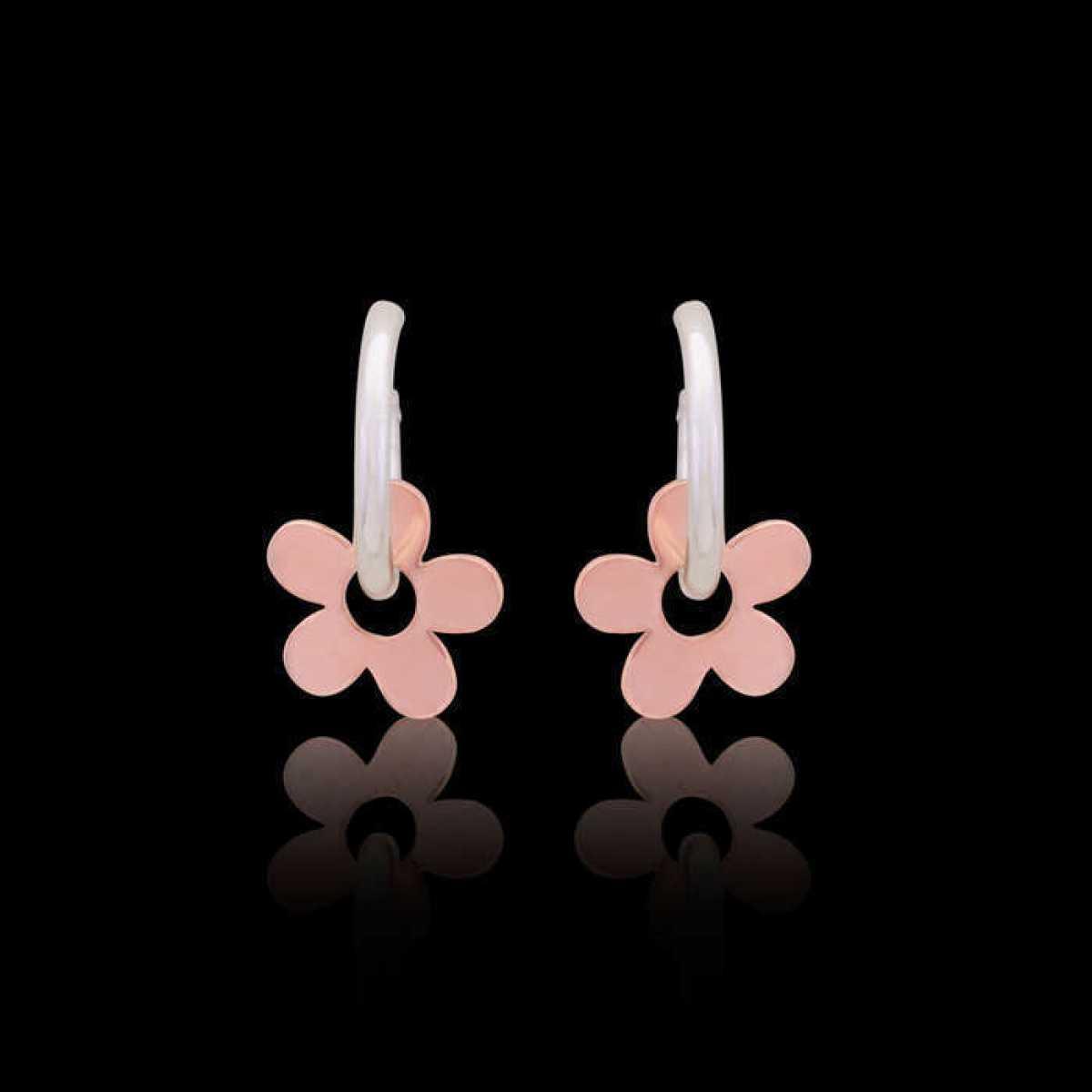 Flower Delicate Bali Earring