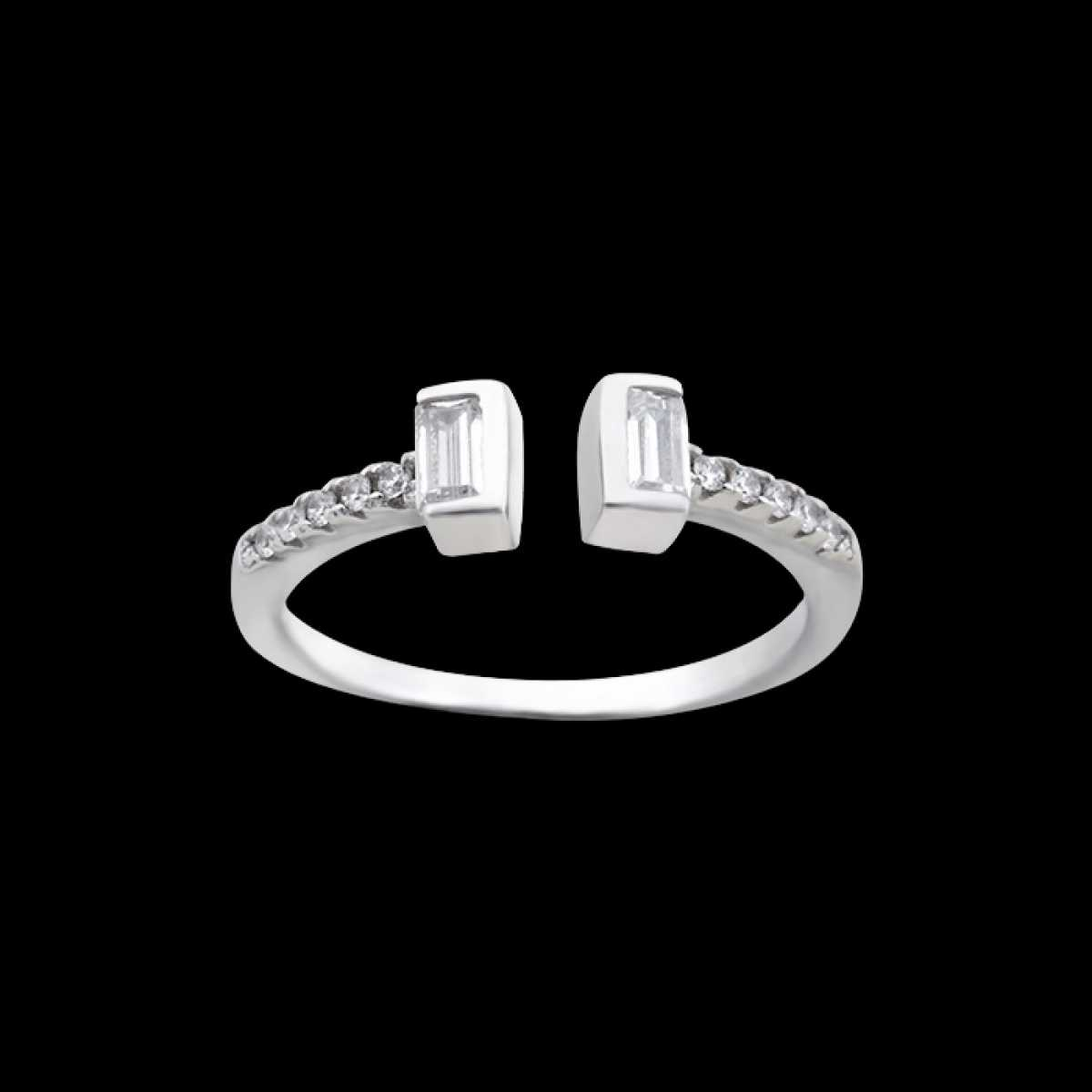 New Look Silver Ring