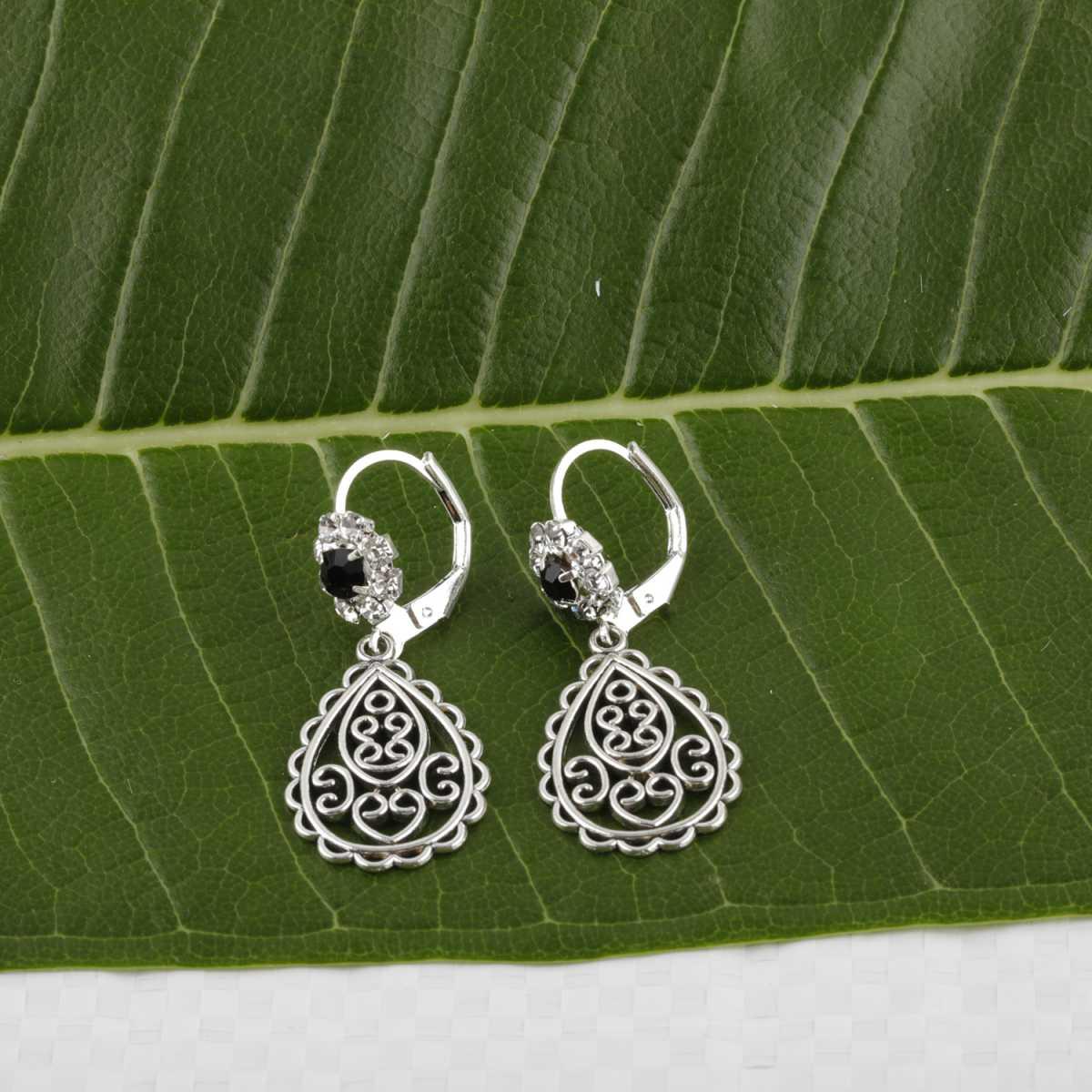 silver shine Ravishing Arabic Designer Bali